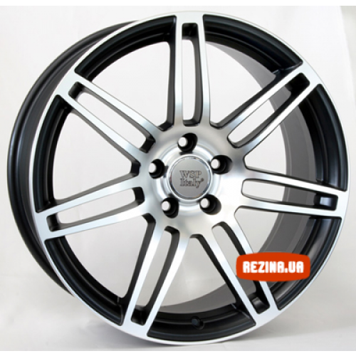 Купить диски WSP Italy Audi (W557) S8 Cosma Two R17 5x112 j7.5 ET30 DIA66.6 black polished