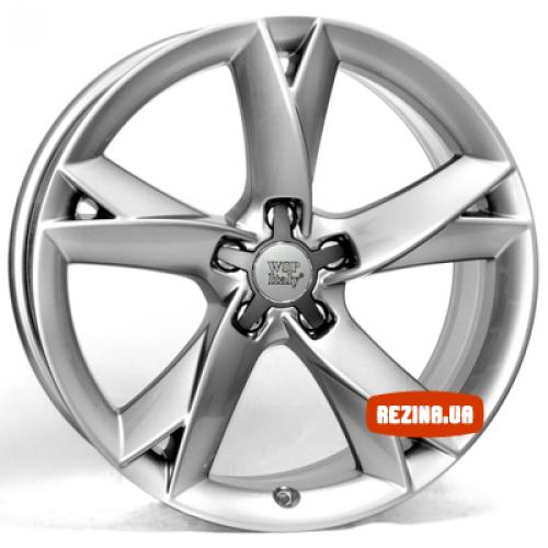 Купить диски WSP Italy Audi (W558) S5 Potenza R18 5x112 j8.5 ET29 DIA66.6 hyper silver
