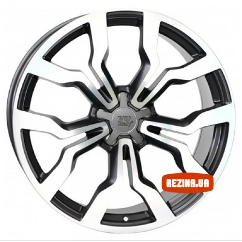 Купить диски WSP Italy Audi (W565) Medea R19 5x112 j8.5 ET42 DIA57.1 black polished
