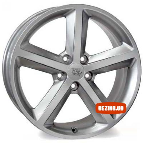 Купить диски WSP Italy Audi (W566) Gea R17 5x112 j8.0 ET26 DIA66.6 hyper silver