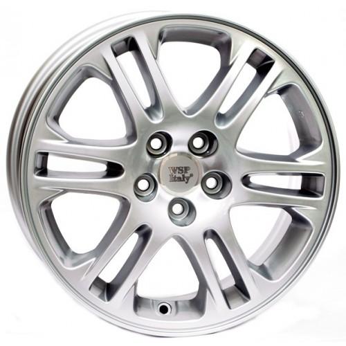 Купить диски WSP Italy Subaru (W2701) Augusto R16 5x100 j6.5 ET48 DIA56.1 silver