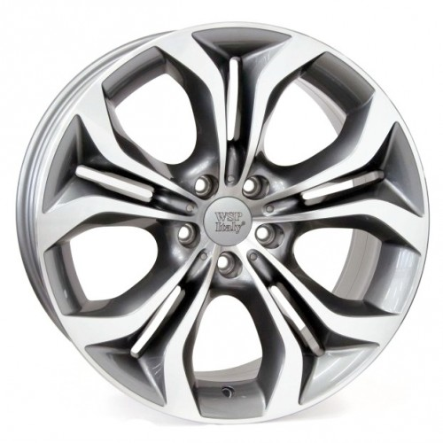Купить диски WSP Italy BMW (W674) Aura R18 5x120 j8.0 ET30 DIA72.6 HS