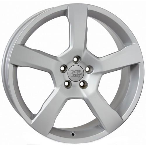 Купить диски WSP Italy Volvo (W1256) Baltica R17 5x108 j7.5 ET49 DIA67.1 MATT Silver