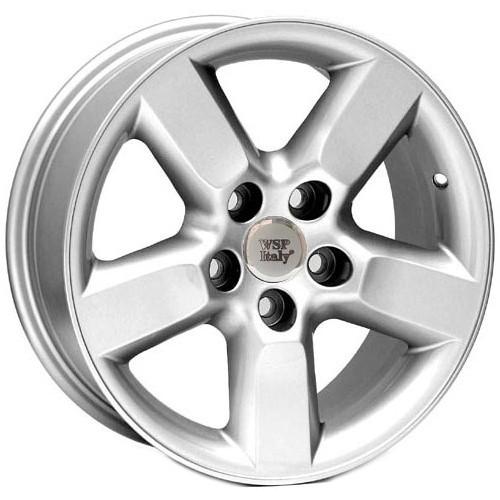 Купить диски WSP Italy Toyota (W1712) Bari RAV4 R16 5x114.3 j7.0 ET35 DIA67.1 silver