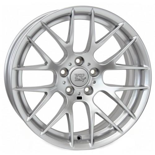 Купить диски WSP Italy BMW (W675) Basel M R18 5x120 j7.5 ET47 DIA72.6 silver