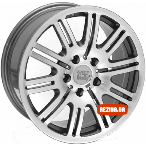 Купить диски WSP Italy BMW (W635) M3 Evolution R19 5x120 j9.5 ET27 DIA72.6 ANTHRACITE POLISHED