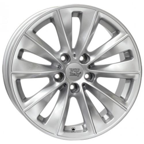 Купить диски WSP Italy BMW (W668) Ricigliano R18 5x120 j8.0 ET34 DIA72.6 silver