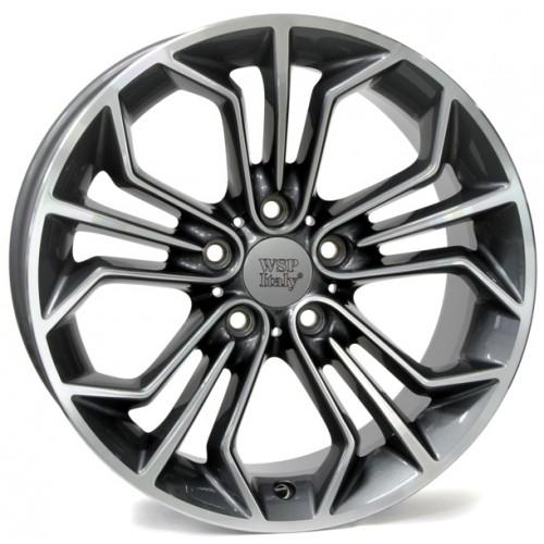 Купить диски WSP Italy BMW (W671) Venus X1 R18 5x120 j8.0 ET30 DIA72.6 ANTHRACITE
