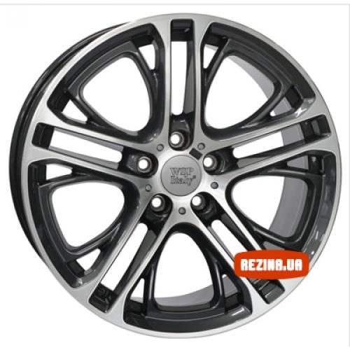 Купить диски WSP Italy BMW (W677) Xenia X3 R19 5x120 j8.0 ET30 DIA72.6 black polished