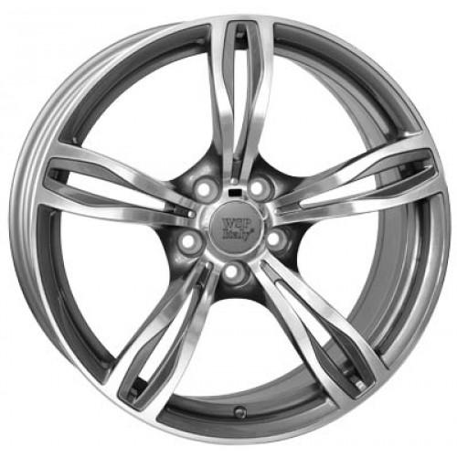 Купить диски WSP Italy BMW (W679) Daytona R19 5x120 j9.0 ET44 DIA72.6 ANTHRACITE POLISHED