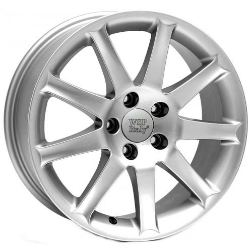 Купить диски WSP Italy Audi (W546) Bologona R17 5x112 j7.5 ET35 DIA57.1 silver