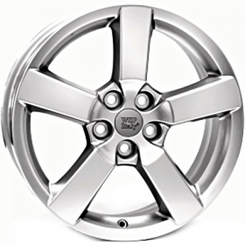 Купить диски WSP Italy Mitsubishi (W3002) Bolton R17 5x114.3 j7.0 ET38 DIA67.1 silver