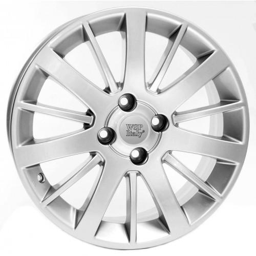 Купить диски WSP Italy Fiat (W153) Calabria R15 4x100 j6.0 ET45 DIA56.6 silver