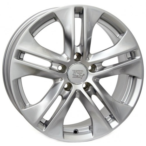 Купить диски WSP Italy Mercedes (W764) Camerota R17 5x112 j8.0 ET48 DIA66.6 silver