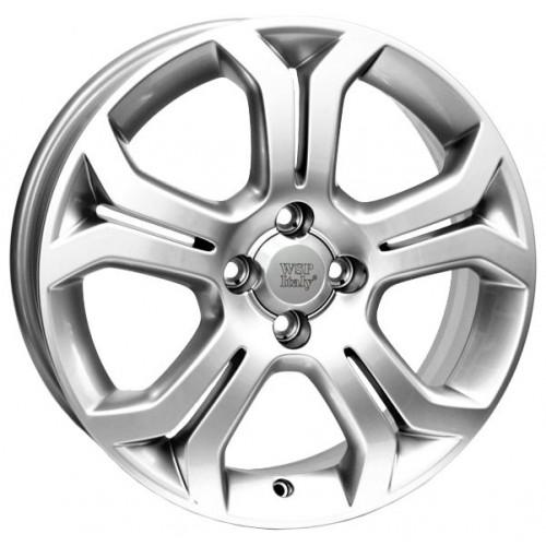 Купить диски WSP Italy Opel (W2505) Caridi R16 4x100 j6.5 ET37 DIA56.6 silver