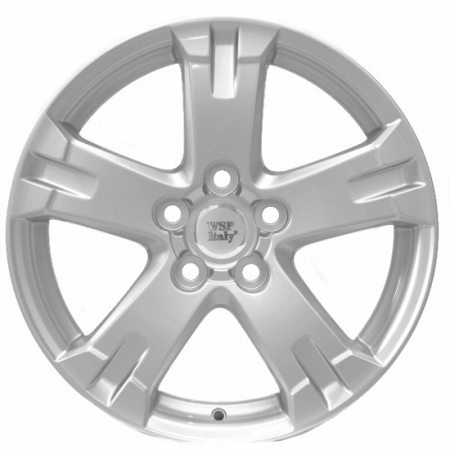 Купить диски WSP Italy Toyota (W1750) Catania R17 5x114.3 j7.0 ET45 DIA60.1 SILVER POLISHED
