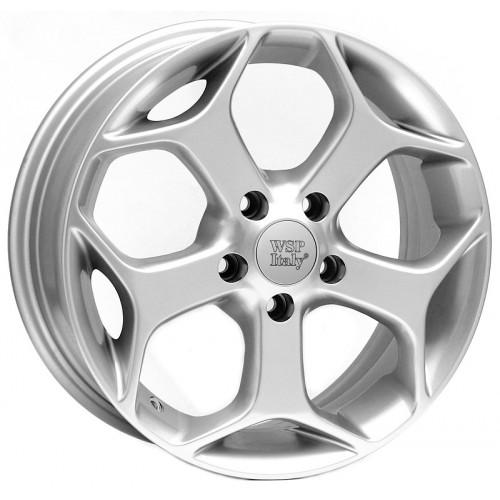 Купить диски WSP Italy Ford (W912) Cava R16 5x108 j6.5 ET52.5 DIA63.4 silver