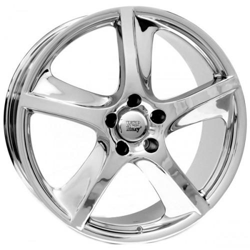 Купить диски WSP Italy Porsche (W1006) Cayenne R19 5x130 j9.0 ET60 DIA71.6 Chrome