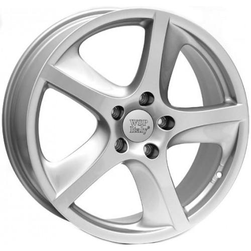 Купить диски WSP Italy Porsche (W1006) Cayenne R19 5x130 j9.0 ET60 DIA71.6 silver