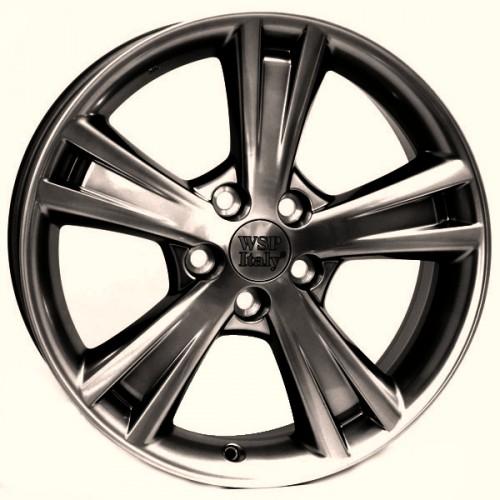 Купить диски WSP Italy Lexus (W2650) Chicago R18 5x114.3 j7.0 ET35 DIA60.1 HYPER ANTHRACITE