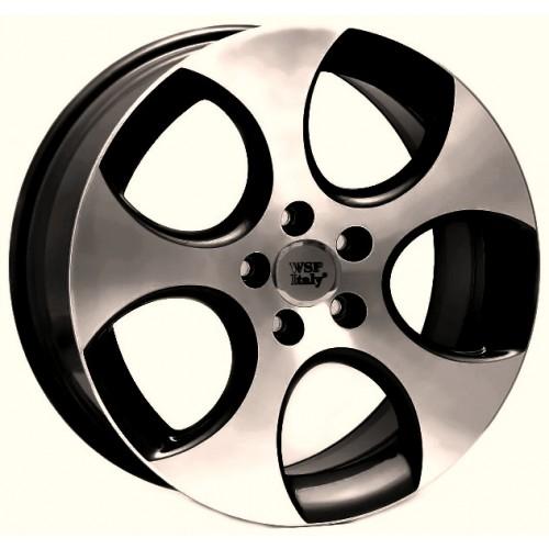 Купить диски WSP Italy Volkswagen (W444) Ciprus R18 5x112 j7.5 ET47 DIA57.1 ANTHRACITE POLISHED