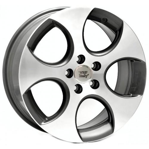 Купить диски WSP Italy Volkswagen (W444) Ciprus R18 5x112 j7.5 ET47 DIA57.1 SILVER POLISHED
