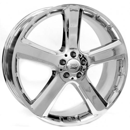 Купить диски WSP Italy Mercedes (W751) Copacabana R22 5x112 j10.0 ET55 DIA66.6 Chrome