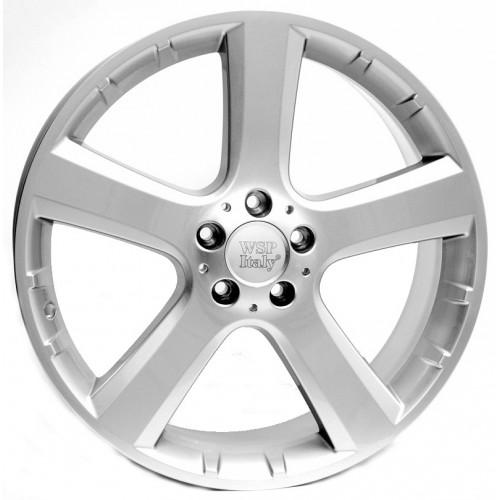 Купить диски WSP Italy Mercedes (W751) Copacabana R22 5x112 j10.0 ET38 DIA66.6 silver