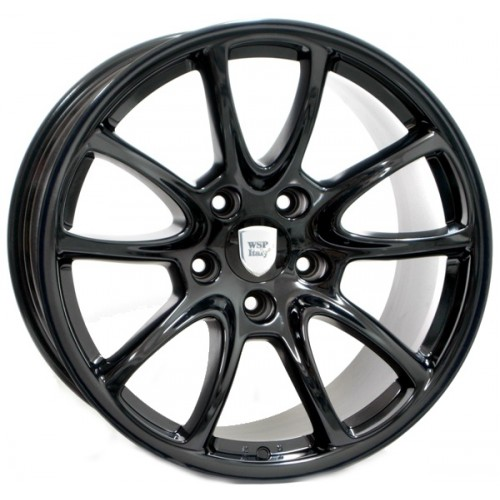 Купить диски WSP Italy Porsche (W1052) Corsair R19 5x130 j8.5 ET53 DIA71.6 GLOSSY BLACK