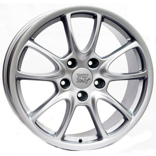 Купить диски WSP Italy Porsche (W1052) Corsair R19 5x130 j10.0 ET45 DIA71.6 silver