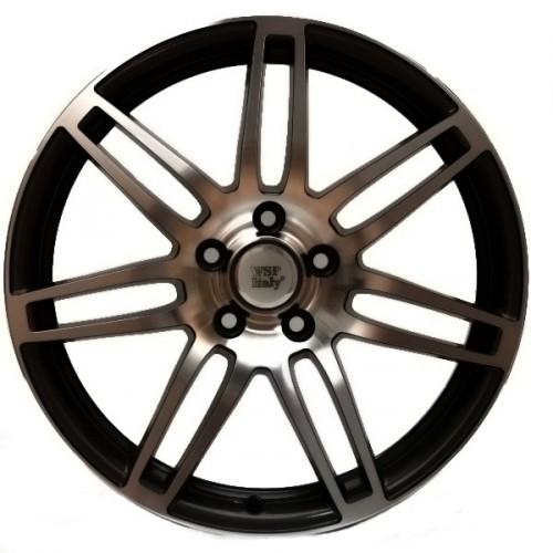 Купить диски WSP Italy Audi (W557) S8 Cosma Two R18 5x112 j8.0 ET35 DIA57.1 HYPER ANTHRACITE