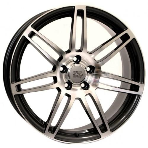 Купить диски WSP Italy Audi (W554) S8 Cosma R17 5x112 j7.5 ET35 DIA57.1 ANTHRACITE POLISHED