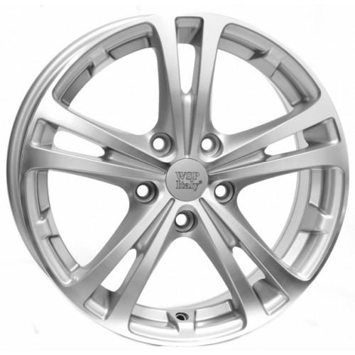 Купить диски WSP Italy Skoda (W3502) Danubio R16 5x112 j6.5 ET50 DIA57.1 SILVER POLISHED