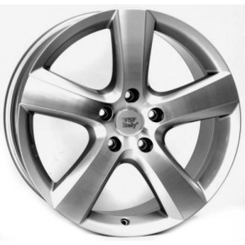 Купить диски WSP Italy Volkswagen (W451) Dhaka R18 5x130 j8.0 ET53 DIA71.6 silver