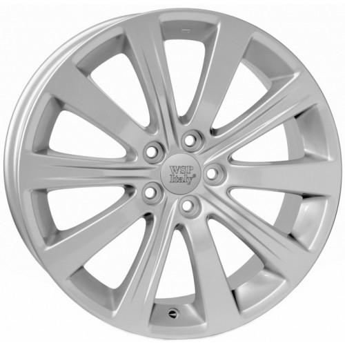 Купить диски WSP Italy Subaru (W2704) Dora R17 5x100 j7.0 ET55 DIA56.1 silver