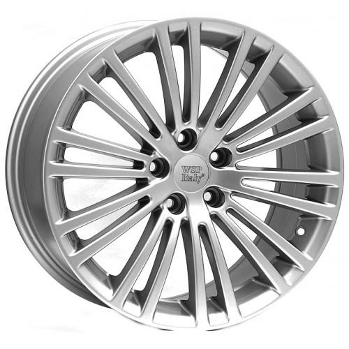 Купить диски WSP Italy Volkswagen (W450) Dresden R18 5x112 j8.0 ET45 DIA57.1 silver