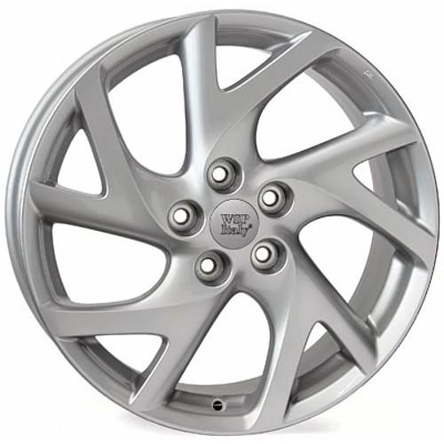 Купить диски WSP Italy Mazda (W1906) Eclipse R17 5x114.3 j7.0 ET52.5 DIA67.1 silver