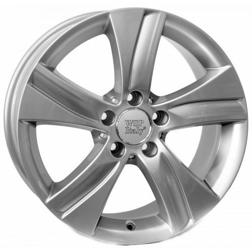 Купить диски WSP Italy Mercedes (W765) Erida R17 5x112 j8.5 ET38 DIA66.6 silver
