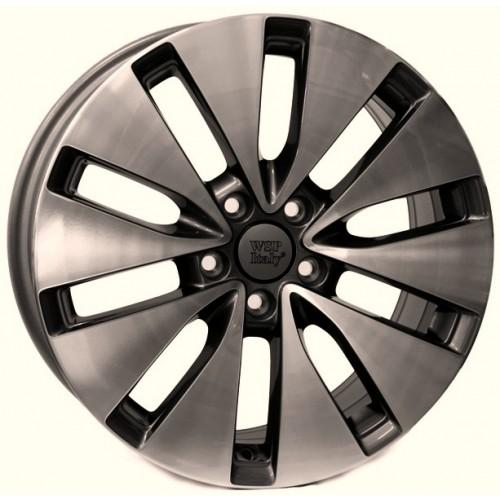 Купить диски WSP Italy Volkswagen (W461) Ermes R16 5x112 j6.5 ET42 DIA57.1 ANTHRACITE POLISHED