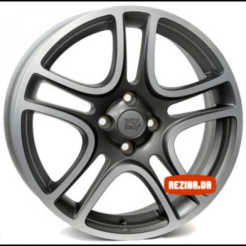 Купить диски WSP Italy Fiat (W160) Erato R16 4x98 j6.0 ET33 DIA58.1 полированный
