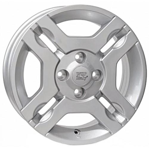Купить диски WSP Italy Fiat (W161) Fiuggi R14 4x98 j5.5 ET35 DIA58.1 silver