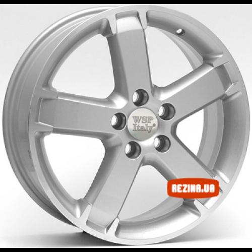 Купить диски WSP Italy Ford (W911) Delta R15 5x108 j6.5 ET43 DIA63.4 SILVER POLISHED