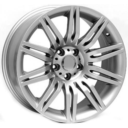 Купить диски WSP Italy BMW (W649) Frankfurt R19 5x120 j8.5 ET18 DIA74.1 silver