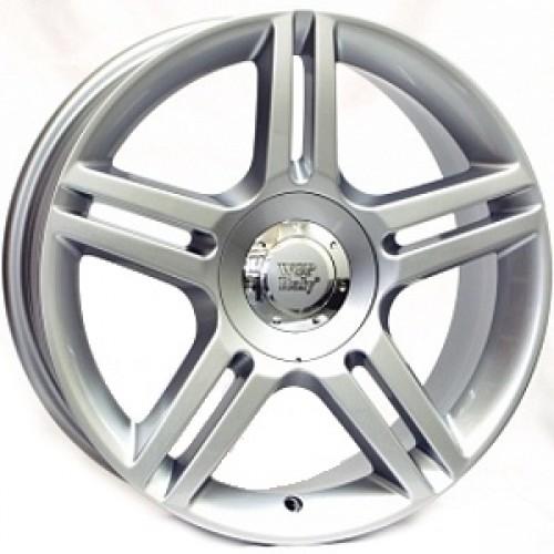 Купить диски WSP Italy Audi (W538) A4 Granada R16 5x100 j7.0 ET42 DIA57.1 silver