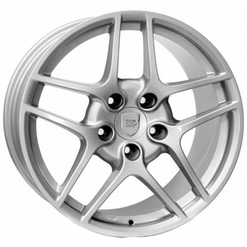 Купить диски WSP Italy Porsche (W1053) Helios R19 5x130 j8.5 ET53 DIA71.6 silver