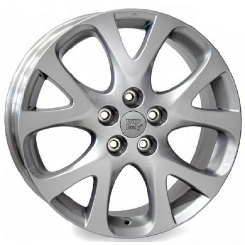 Купить диски WSP Italy Mazda (W1904) Hella R17 5x114.3 j7.0 ET60 DIA67.1 silver