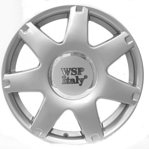 Купить диски WSP Italy Volkswagen (W434) Herbye R16 5x100 j7.0 ET42 DIA57.1 silver