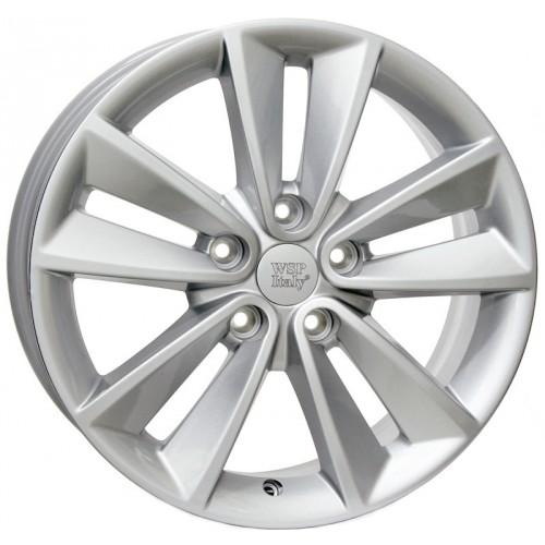 Купить диски WSP Italy Renault (W3305) Hestia R17 5x114.3 j7.0 ET49 DIA66.1 silver