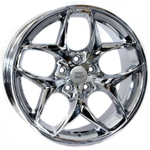 Купить диски WSP Italy BMW (W669) Holywood R19 5x120 j10.0 ET45 DIA74.1 Chrome