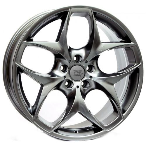 Купить диски WSP Italy BMW (W669) Holywood R20 5x120 j11.0 ET37 DIA74.1 DARK SILVER